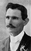 Councillor William Johnston, Chairman of the Pine Shire Council, 1909